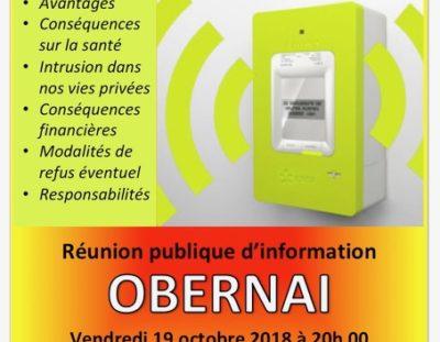A Obernai le 19 octobre et bientôt dans la Vallée de Villé !