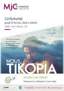 Cin'EchoVal : Nous Tikopia @ MJC le Vivarium